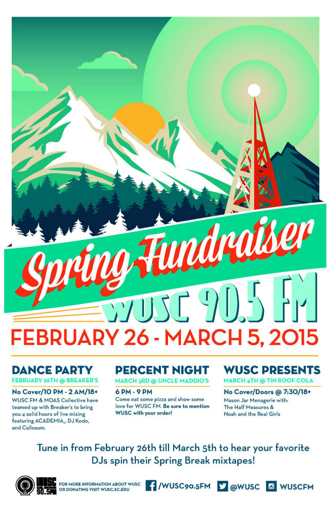 WUSC Spring Fundraiser