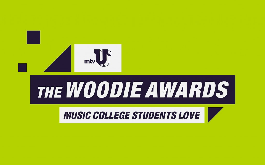 mtvU Woodie Nominations 2013